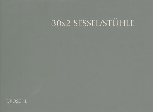 30×2 Sessel/Stühle