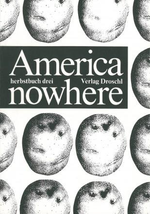 Herbstbuch 3: America nowhere