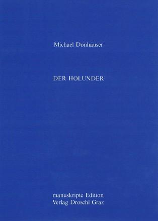 Der Holunder