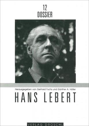 Dossier 12 Hans Lebert