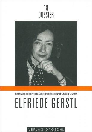 Dossier 18 Elfiede Gerstl