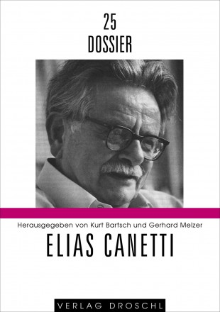 Dossier 25 Elias Canetti