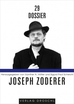 Dossier 29 Joseph Zoderer