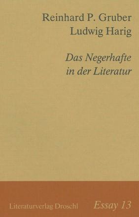 Die Negerhaftigkeit der Literatur