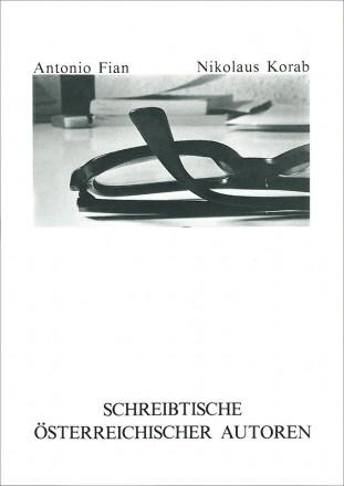 Schreibtische österreichischer Autoren