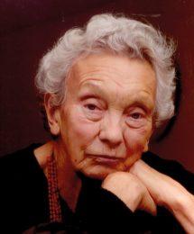 Ilse Helbich – Autorenportrait