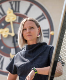 Stadtschreiberin Graz, Volha Hapeyeva